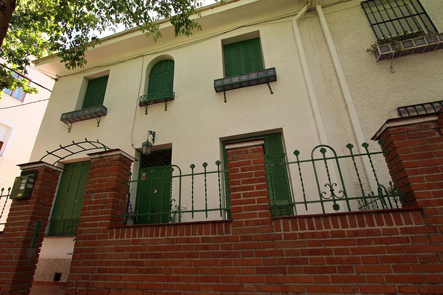 Chalet en venta en Madrid – Barrio Salamanca – Calle Coronel Blanco