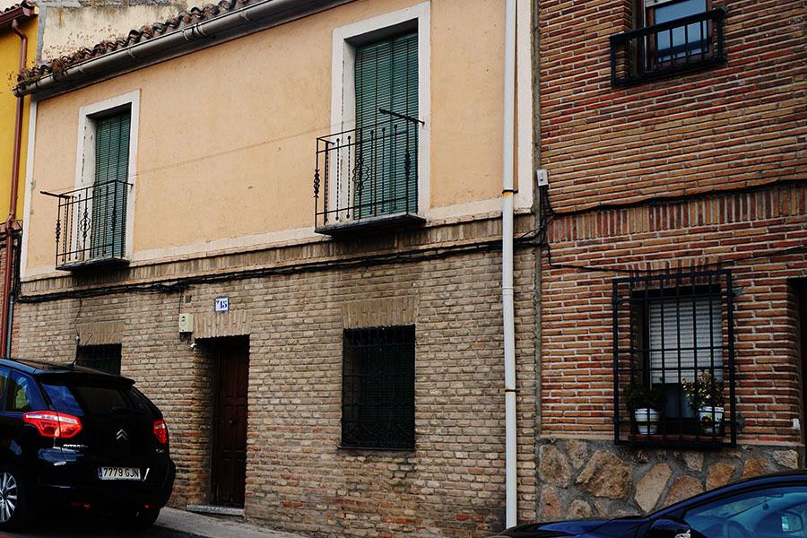 Casa en venta en Toledo – Barrio Las Covachuelas