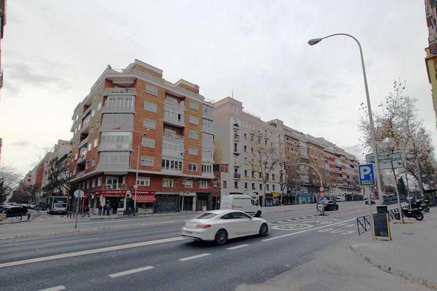 Piso en Venta en Calle  De Hermosilla-Madrid